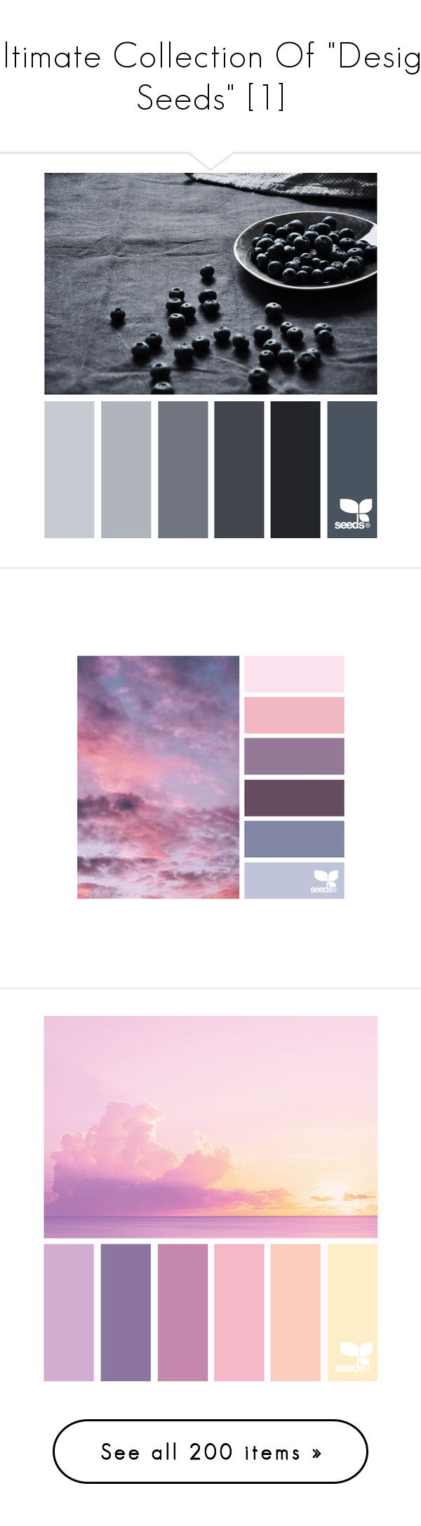 """""""Ultimate Collection Of """"Design Seeds"""" [1]"""" by rose-chan-needs-a-life ❤ liked on Polyvore featuring design seeds, backgrounds, colors, fillers, pictures, effect, saying, quotes, picture frame and phrase"""