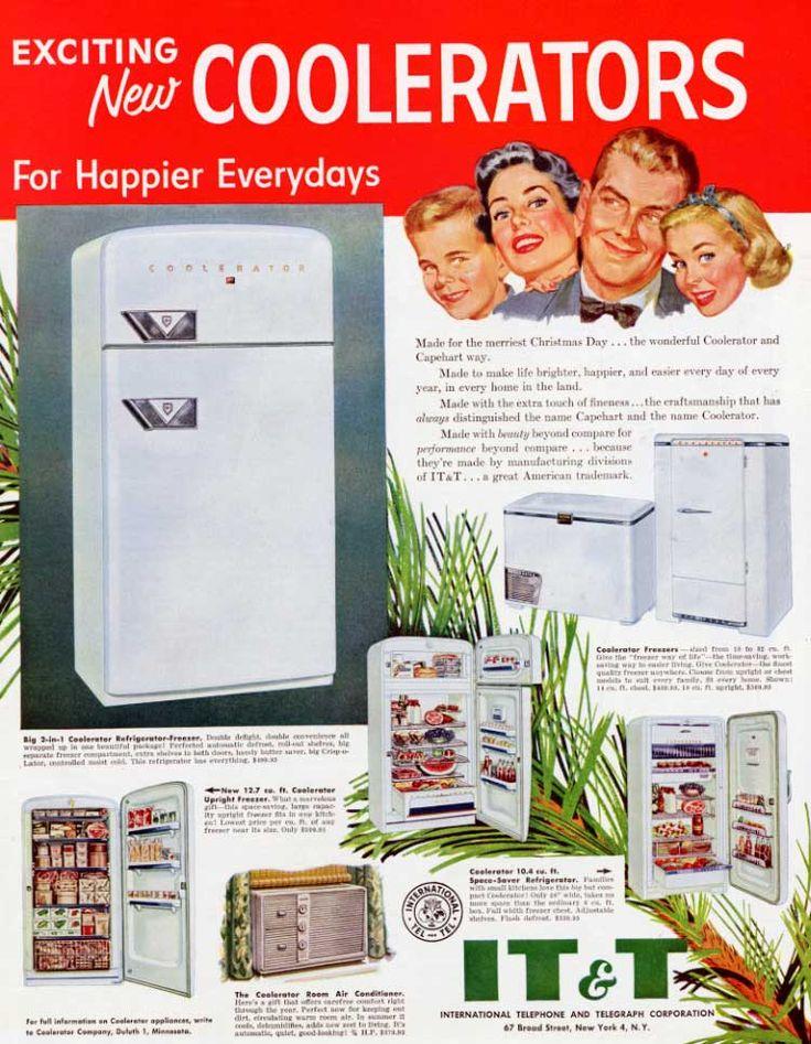 Jääkaapit viileäkaapit pakastimet