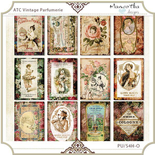 ATC Vintage Parfumerie