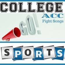 ACC marching bands fight songs: http://fightmusic.com/acc.html