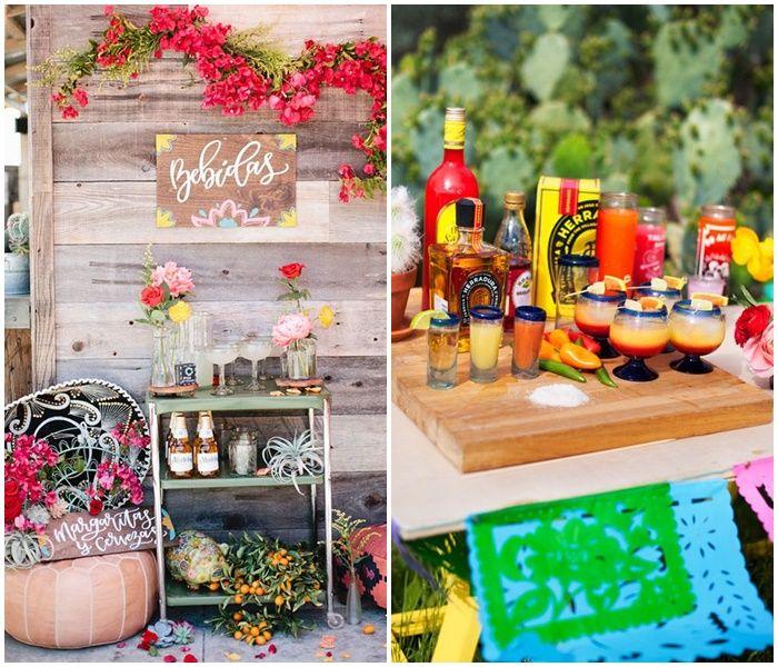 Favori Les 25 meilleures idées de la catégorie Bar mexicain sur Pinterest  HV14