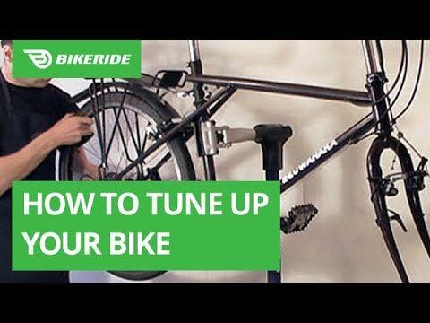 Video Tutorial Shows How To Tune Up Your Bike Which Should Be