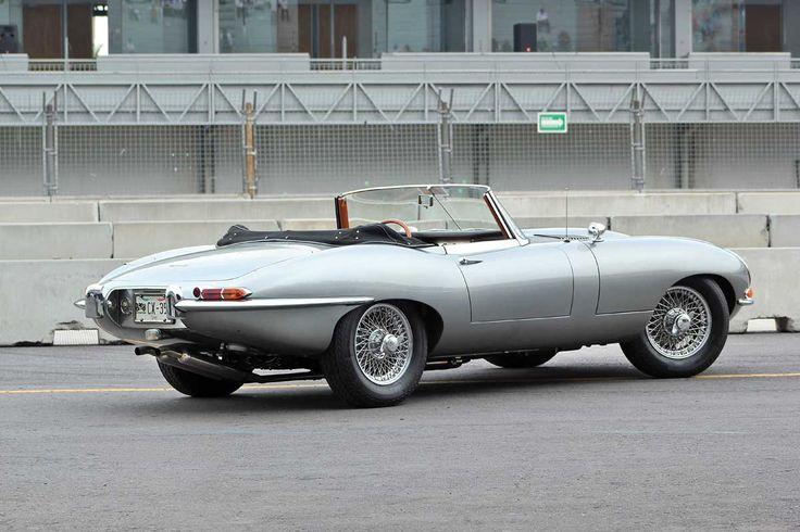 Jaguar Tipo E