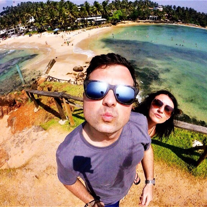 Sri Lanka con goPro