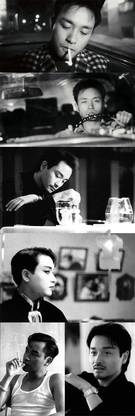 Leslie cheung--The Star Which get me remember . 4.1
