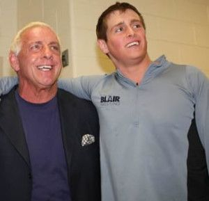 Reid Flair Dead At 25: Son Of WWE Hall Of Famer The Nature Boy Ric Flair 3/29/13