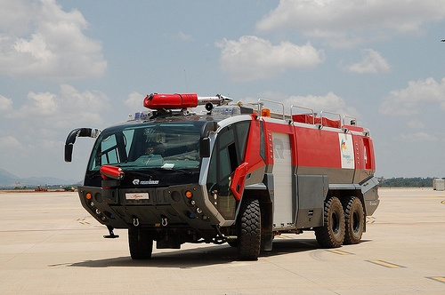 Rosenbauer Tiger Unit At Bengaluru International Airport
