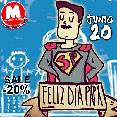 Para compartir con todos aquellos que son los superherores de sus hijos...y para los que lo quieren ser...20% OFF en licores...y 10% adicional con la MoMA Card