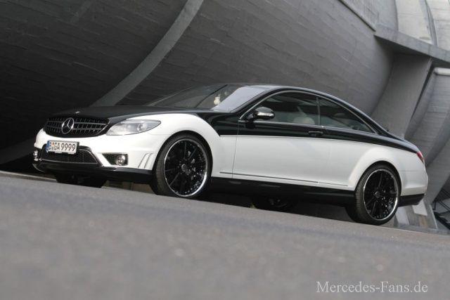 Superstar: Mercedes CL500: 2008er W216 erntet als Publikumsmagnet viel Applaus - Auto der Woche - Mercedes-Fans - Das Magazin für Mercedes-Benz-Enthusiasten