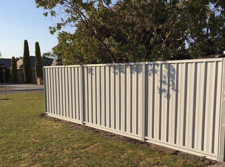 Colorbond 174 Steel Fencing Contractors Perth Wa Colorbond