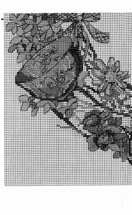 Teacup Wreath 5