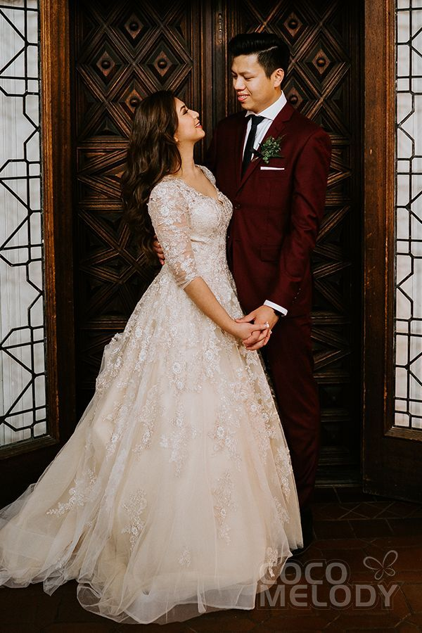 Cocomelody Cocomelodybride Weddingdress Bridalgown 574209021237662660 Christian Wedding Gowns Christian Wedding Dress Christian Bride