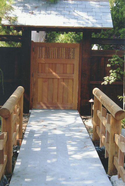 117 Best Japanese Gates Amp Fences Images On Pinterest