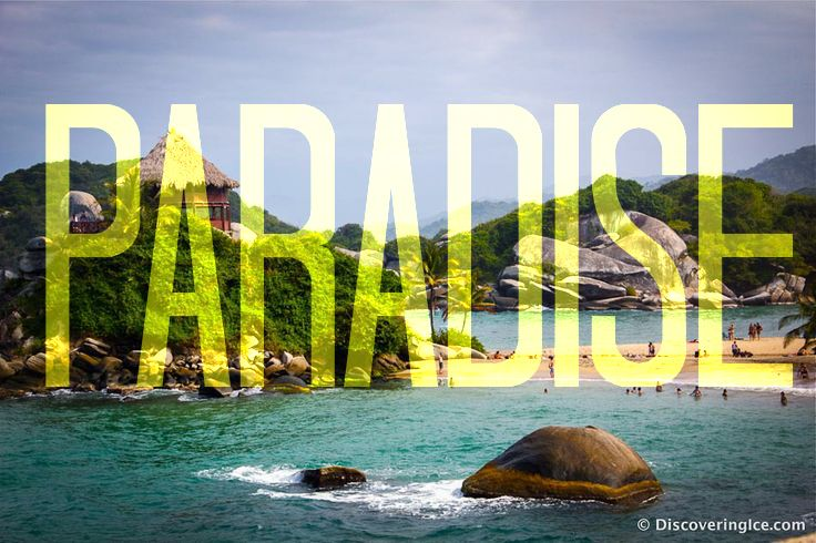 Paradise exists! It's in Colombi!!  Cabo San Juan beach, Tayrona National Natural Park, Colombia #travel #beach #beachlife #paradise #traveltips #photo #photography #travelphotography #Colombia #Tayrona