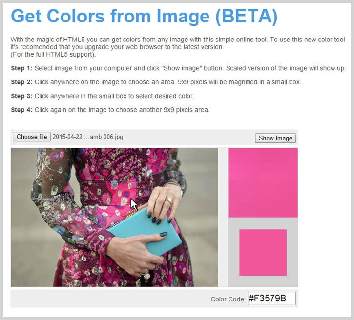 40 best Product images, editing and photography - including - sample html color code chart