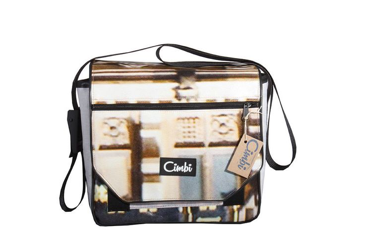 CMS000003 - Messenger S - Cimbi bags and accessories