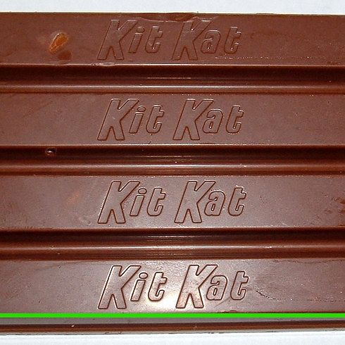Kit Kat Bars | 32 Sweet Treats Vegans Don't Actually Have To Give Up