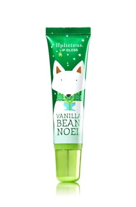 Vanilla Bean Noel - Lip Gloss - Bath & Body Works - Get the perfect pout for a mistletoe rendezvous! Our moisturizing gloss delivers mouth-watering flavor and adds a pop of crystal clear shimmer to your lips. A must-have accessory!