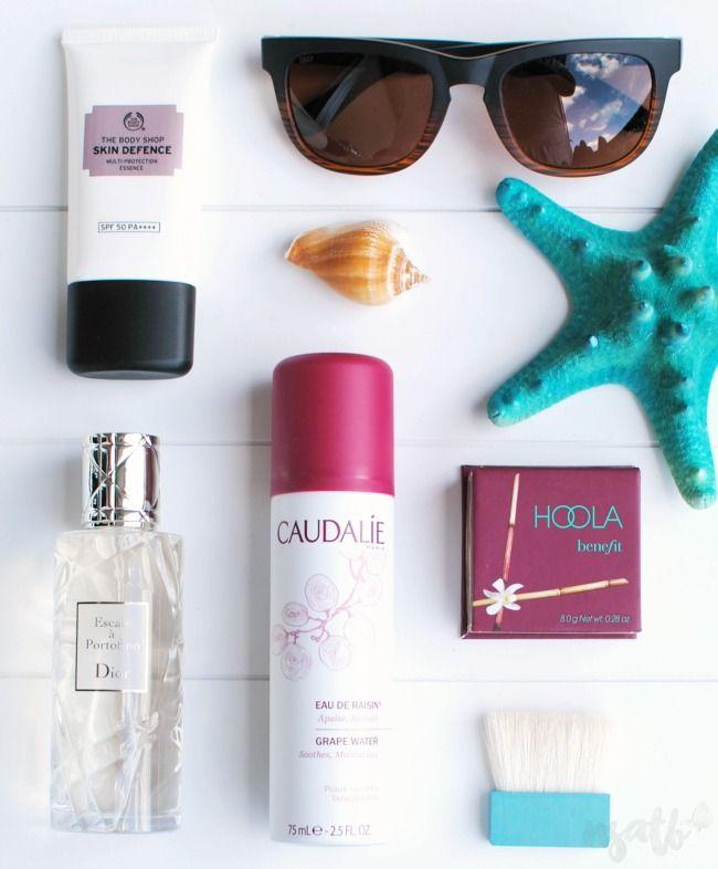 Not so addicted to Beauty: 5 básicos para sobrevivir al verano en la ciudad