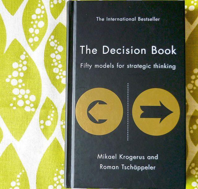 The Decision Book via @pikaland