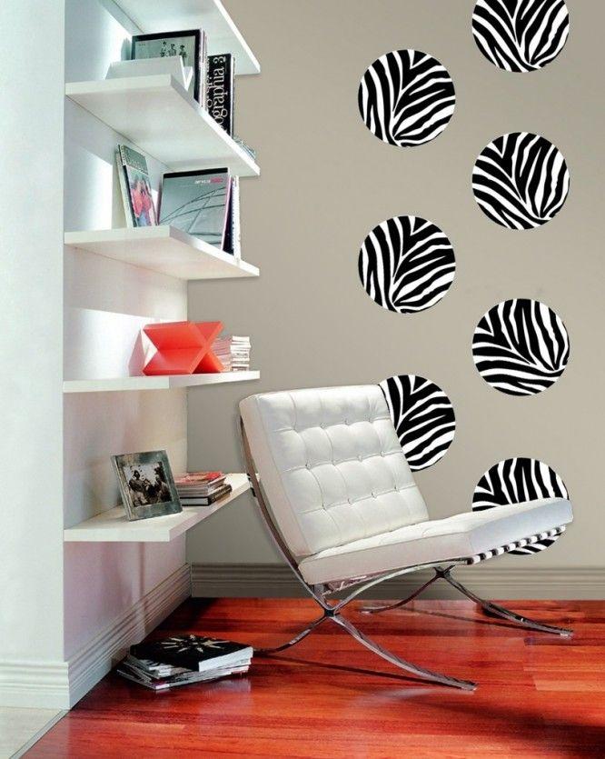 Girl Bedroom Ideas Zebra zebra print decorating ideas bedroom | interior design ideas