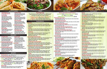 Asian Bistro - Thai & Chinese in Janesville