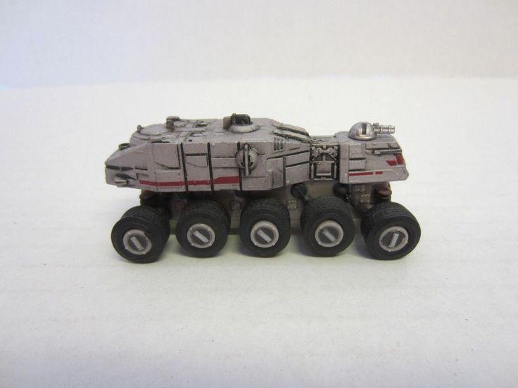 Clone Turbo Tank Titanium Series Die Cast Star Wars #Unknown