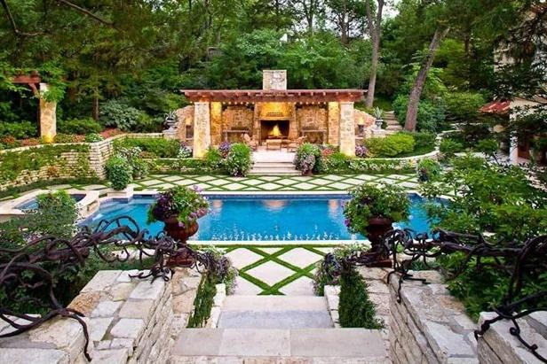 141 best Landscaping and pools images on Pinterest ...