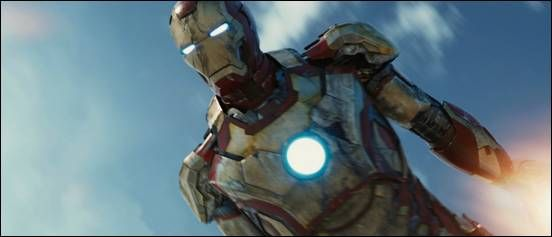 Iron Man 3 New Clip: Air Force One Rescue