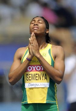 Image result for Caster Semenya