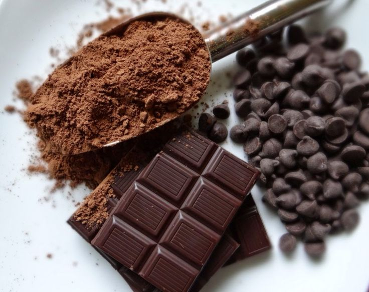 Cocoa powder is not a very bitter. I am sure you every one try it once. Therefore, manufacturers of candies mix cocoa powder with the sugar and other unhealthy substances to improve its taste.