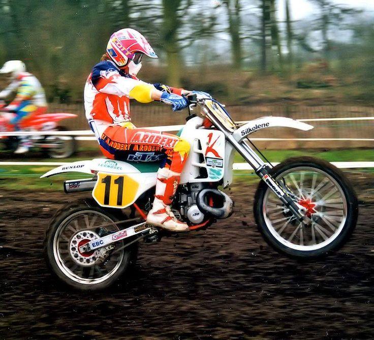 Kurt Nicoll KTM 380 1998