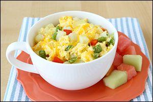 NEW #LowCal #Egg Mug #recipes from HG! MUST PIN!!