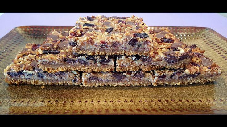 Tatewick Treats Decadent Cookie Bars project video thumbnail