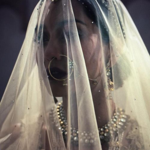 tribal bride: