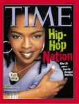 """Today in 1999: Hip-Hop Nation:  Feb. 8, 1999  """"And how will we remember the last days of the '90s? Most likely, to the rough-hewn beat of rap. Just as F. Scott Fitzgerald lived in the jazz age, just as Dylan and Jimi Hendrix were among the rulers of the age of rock, it could be argued that we are living in the age of hip-hop. 'Rock is old,' says Russell Simmons, head of the hip-hop label Def Jam, which took in nearly $200 million in 1998. The creative people who are great, who are talking..."""