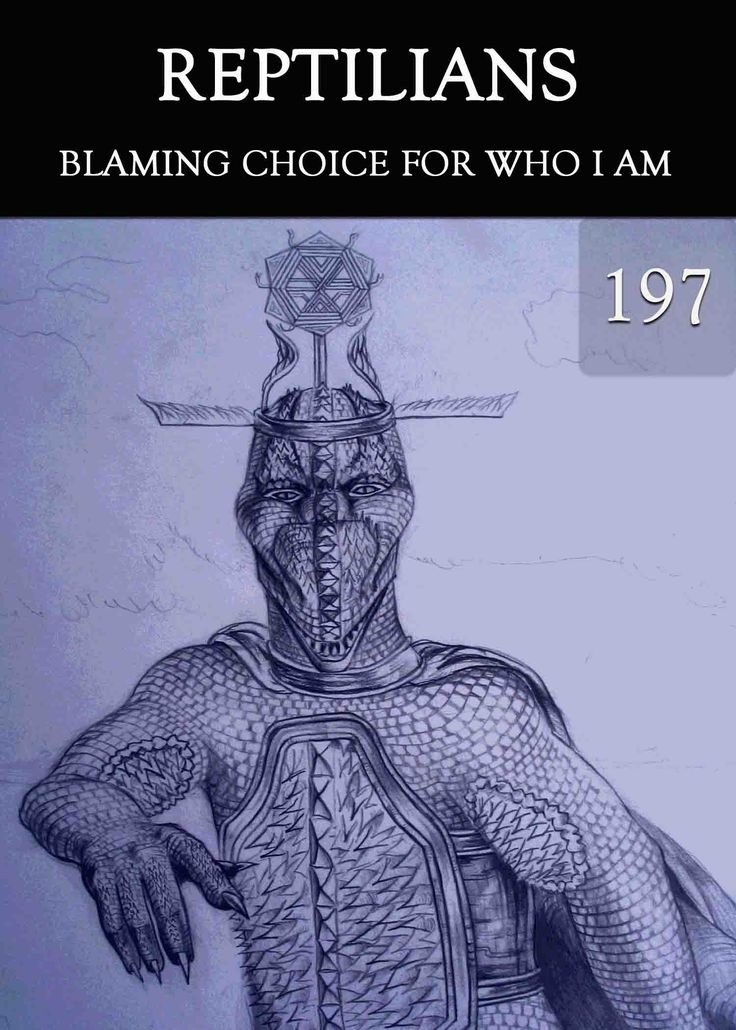 I didnt choose this life/body/mind - How does this belief within someone influence their actual ability to change? https://eqafe.com/p/blaming-choice-for-who-i-am-reptilians-part-197  How have we avoided taking...