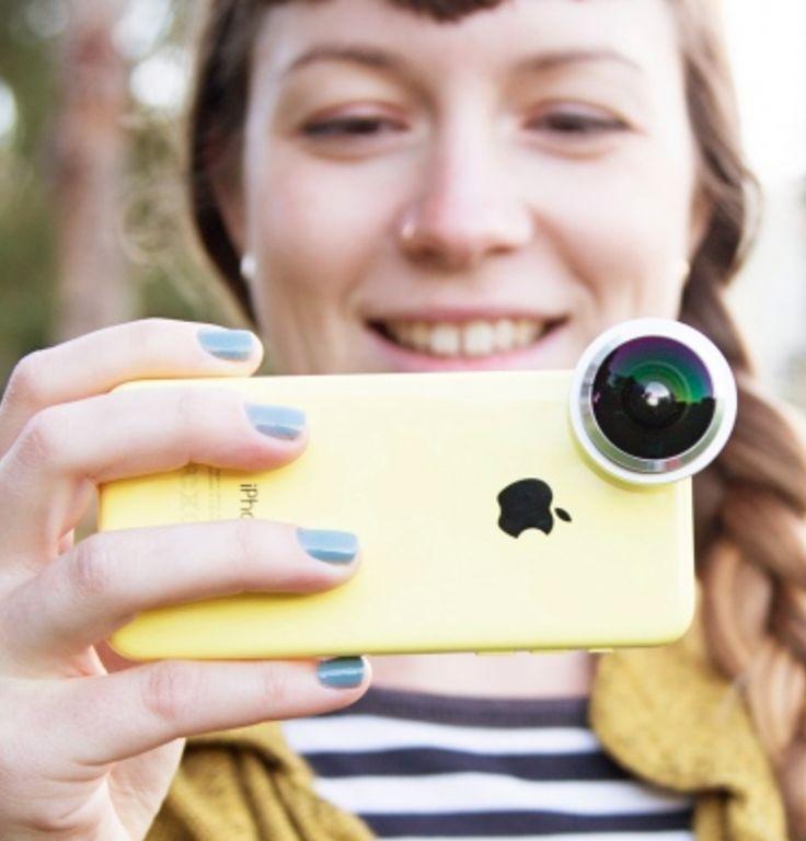 Carol Tognon dá dicas de acessórios para telefone e câmeras fotográficas
