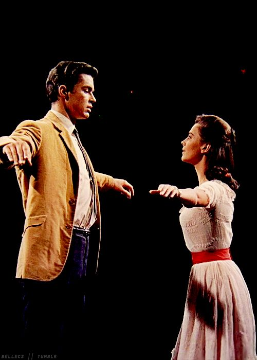 West Side Story | Maria and Tony - West Side Story Photo (31019772) - Fanpop fanclubs