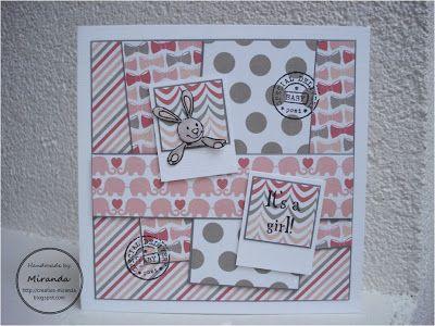 Miranda's Creaties - Themadag #22: polaroid meisje #4