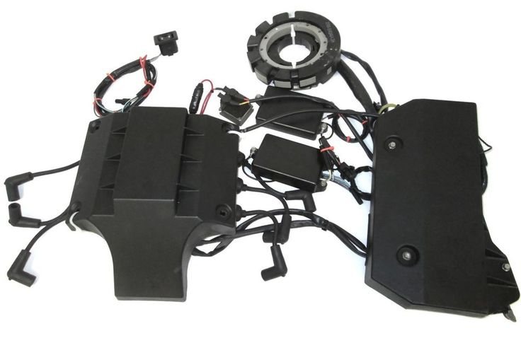 Mercury Outboard Ignition Electrical  Assembly #V6 #332-7778A #Mercury #Outboard #Ignition #Stator #ElectricalAssembly #coils #CDI  #Regulator
