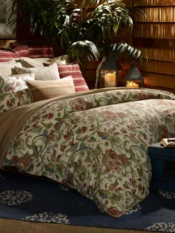 Bedding Floral Bedding And Ralph Lauren On Pinterest