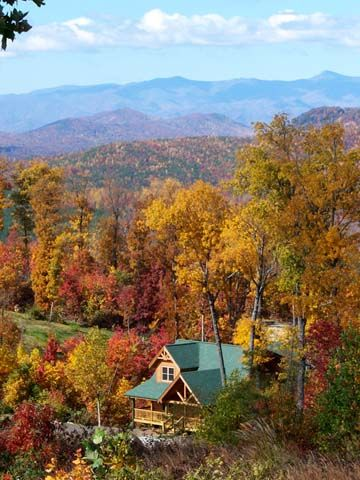 Picture of old log cabins for sale in north carolina