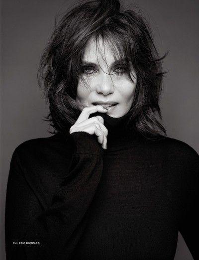 EMMANUELLE SEIGNER, NUMERO MAGAZINE | Blog | Kaptive I #actress #actrice #manucure