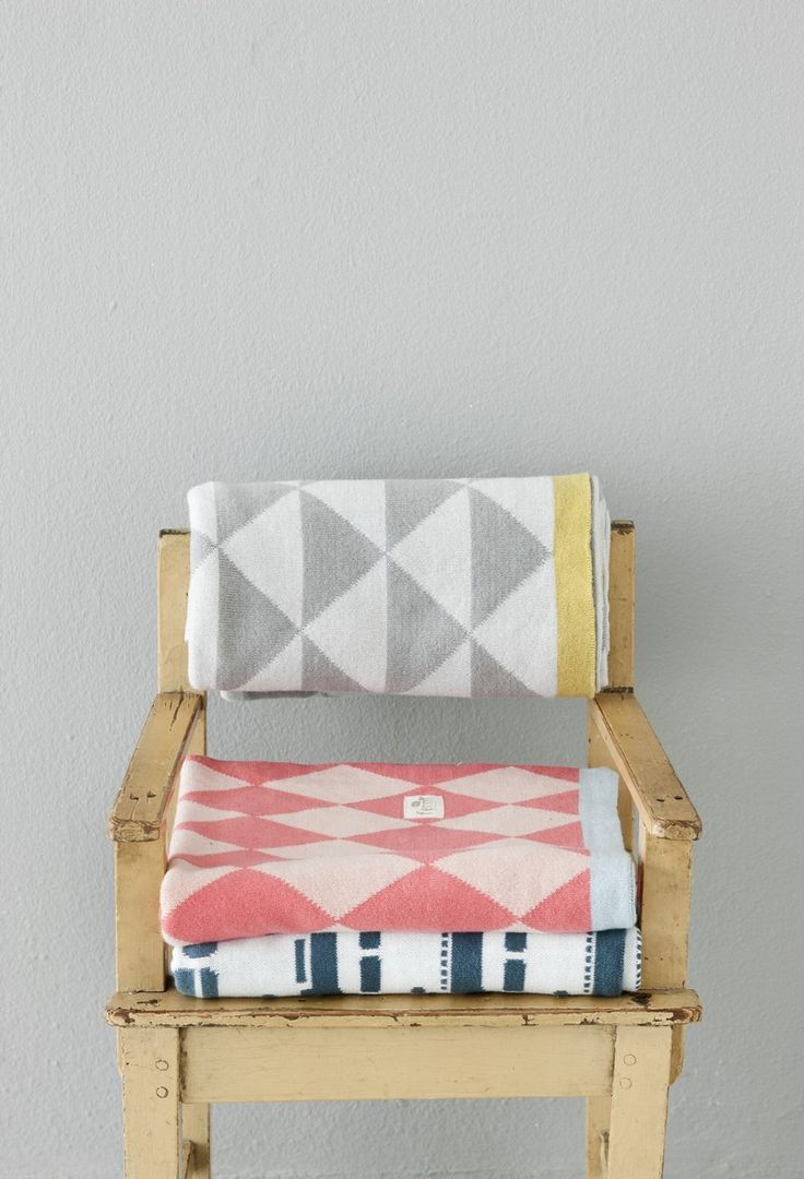 Ferm Living Blankets | Darling Clementine