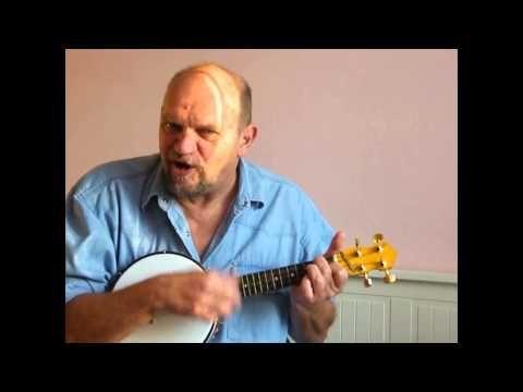 Uke Milan - PSICE NAZRZLÁ - banjolele