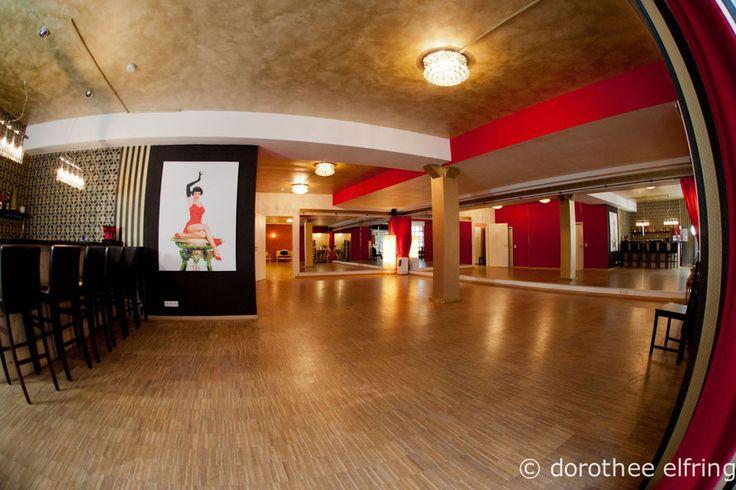Tanzstudio kann für private Feiern angemietet werden.   München