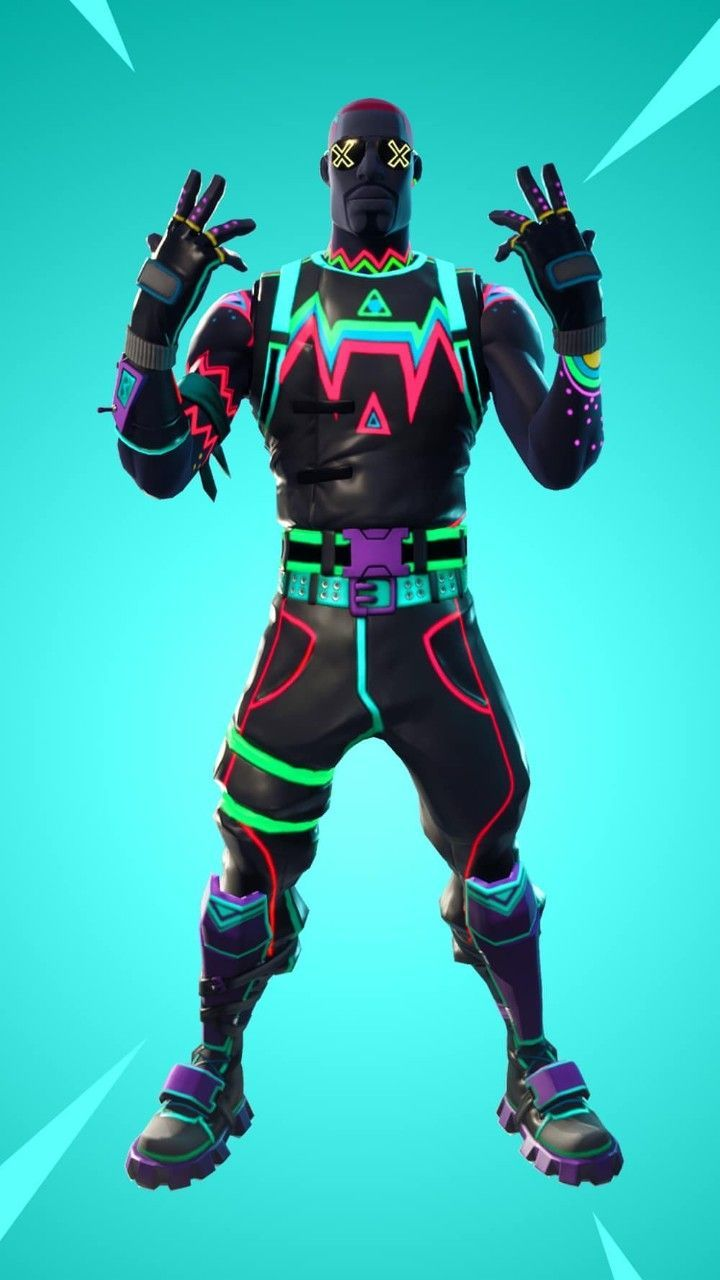 Fortnite The Happy Wizard Video Game Characters Epic Games