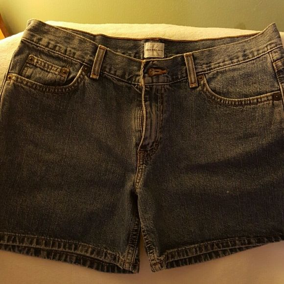 Calvin Klein Shorts sz.9 Like new Calvin Klein. These are very nice shorts. Get ready for the warm weather. Calvin Klein Jeans