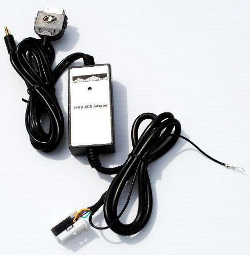 Audi Volkswagen Vw iPod iPhone 3.5mm Adio Input Auxillary Aux Adapter Integration OEM Factory Stereo Radio Audi (A4 2007-2008) Volkswagen (Golf 2003-2007, Jetta 2002-2007, Passat 2003-2007, Touareg 2004-2006) by CIP. $58.99. This Auxillary Adapter allows for a digital integration of music for both an iPod/iPhone and any audio device with a 3.5mm head phone jack with the given Factory Radios via the CD Changer Port on the back of the Radio. Delivers CD quaility sound that you c...